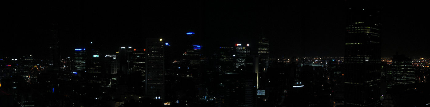 Melbourne in Shadow